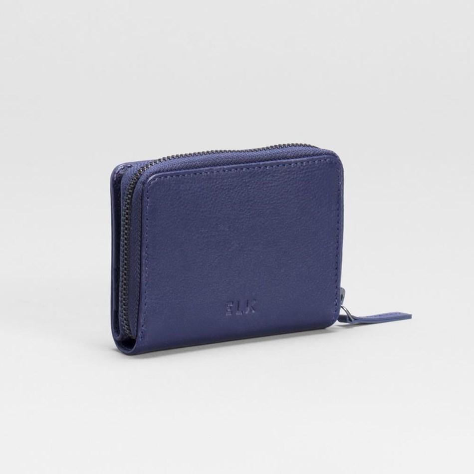 Elk Forbi Wallet - blue-orange