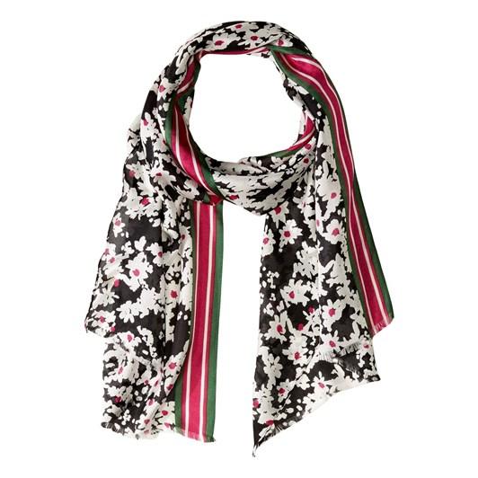 Calvin Klein Pop Color Ditsy Floral Silk Scarf