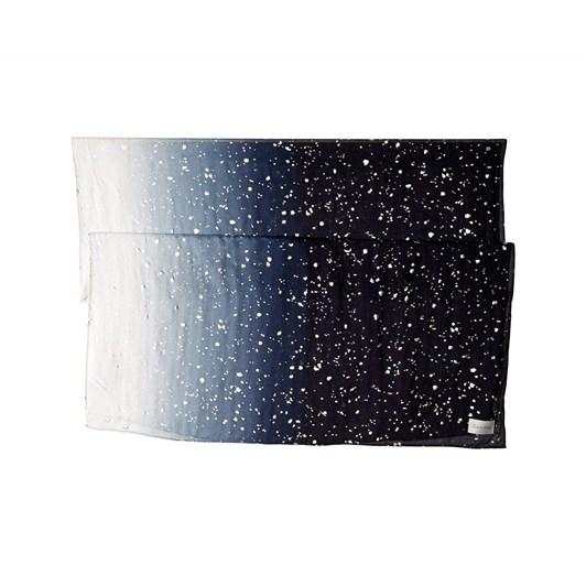 Calvin Klein Foil Speckled Ombre Scarf