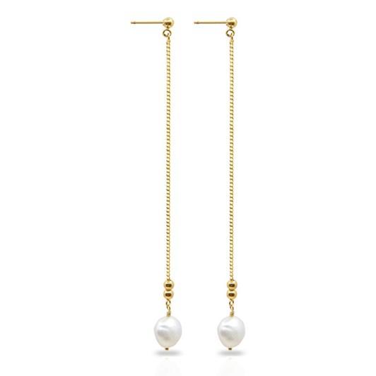 Petite Grand Silk Earrings