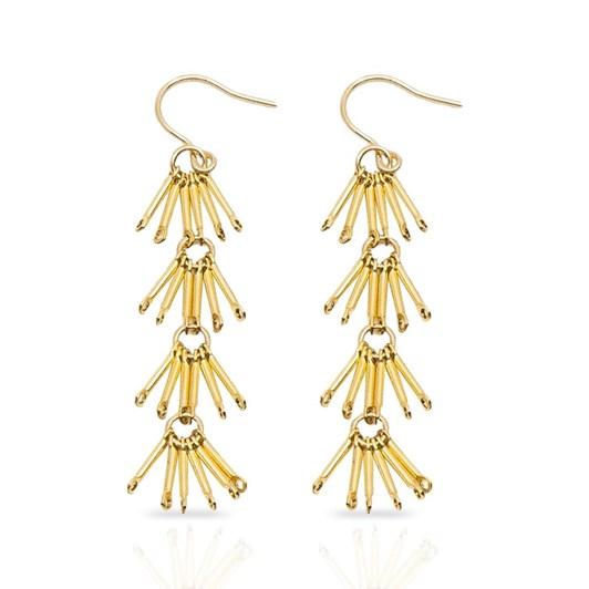 Petite Grand Lantern Earrings