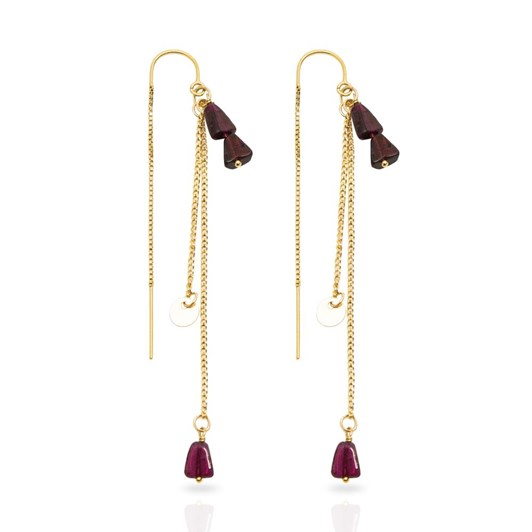 Petite Grand Layered Divinity Earrings
