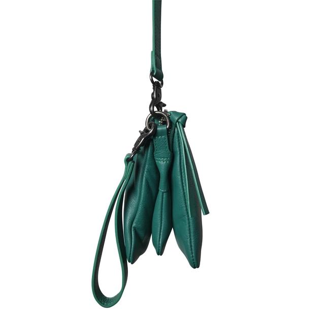Briarwood Big Zena Bag - emerald