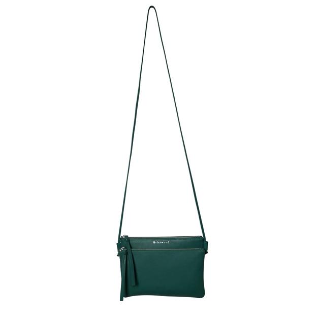 Briarwood Caughey Shoulder Bag - emerald