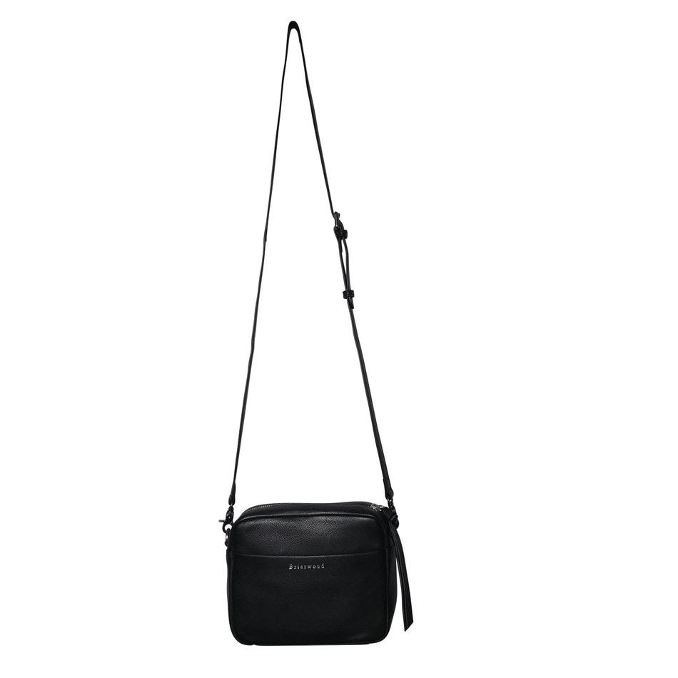 Briarwood Trent Shoulder Bag - black