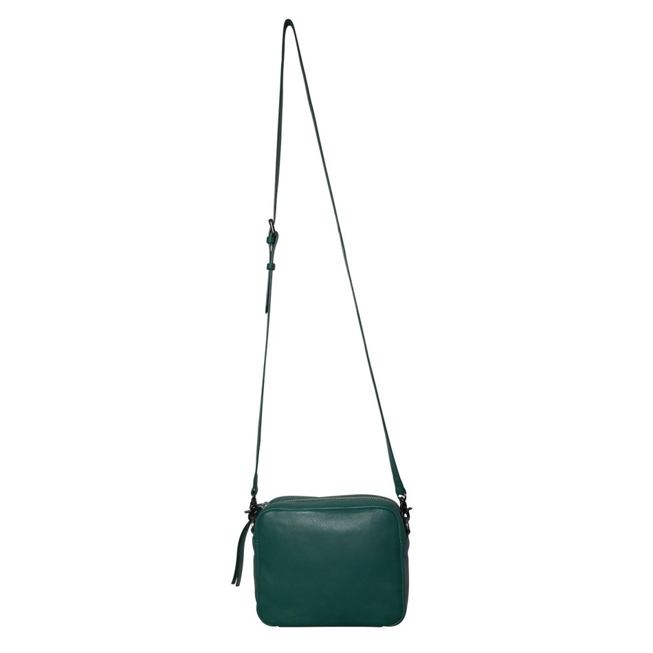 Briarwood Trent Shoulder Bag - emerald