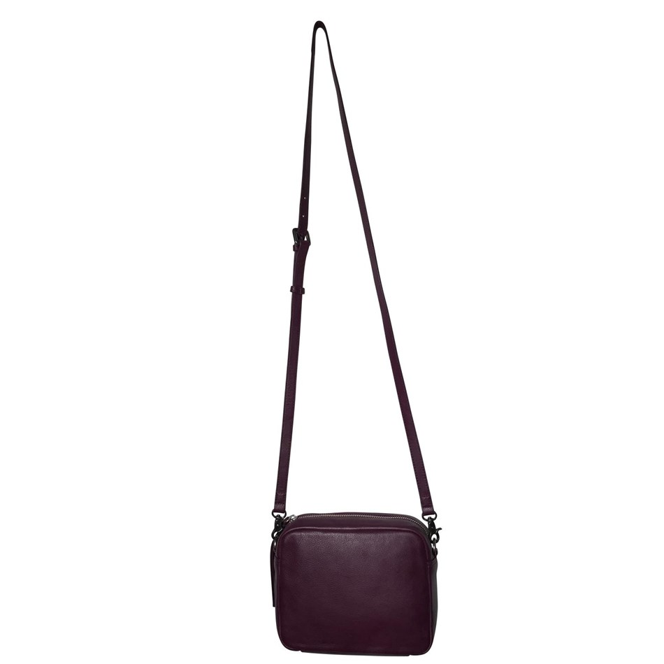 Briarwood Trent Shoulder Bag - grape