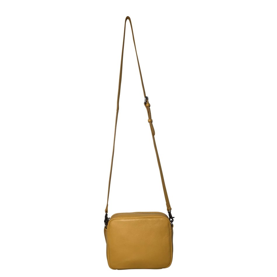 Briarwood Trent Shoulder Bag - mustard