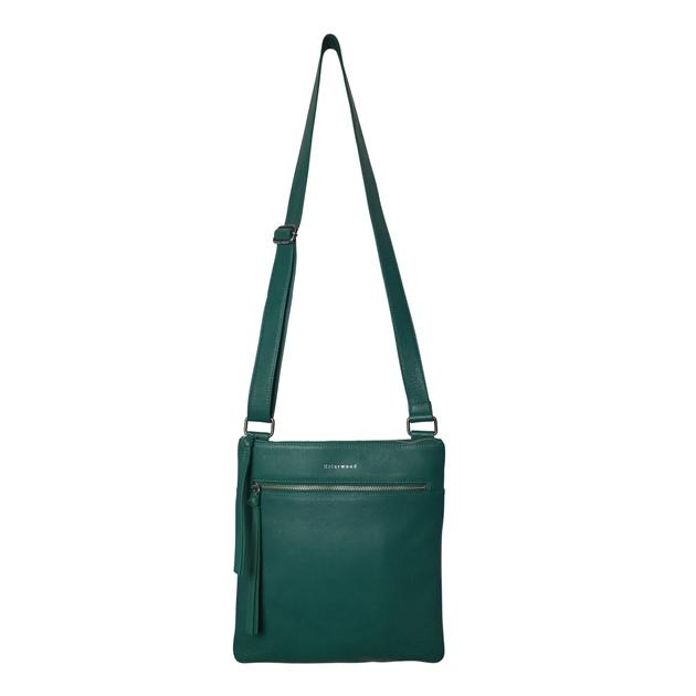 Briarwood Utility Shoulder Bag - emerald