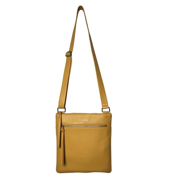 Briarwood Utility Shoulder Bag - mustard