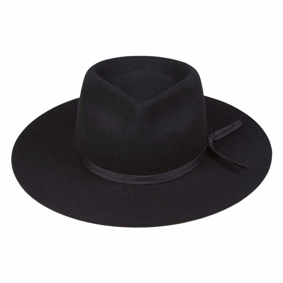 Lack Of Color The Jethro Hat - black