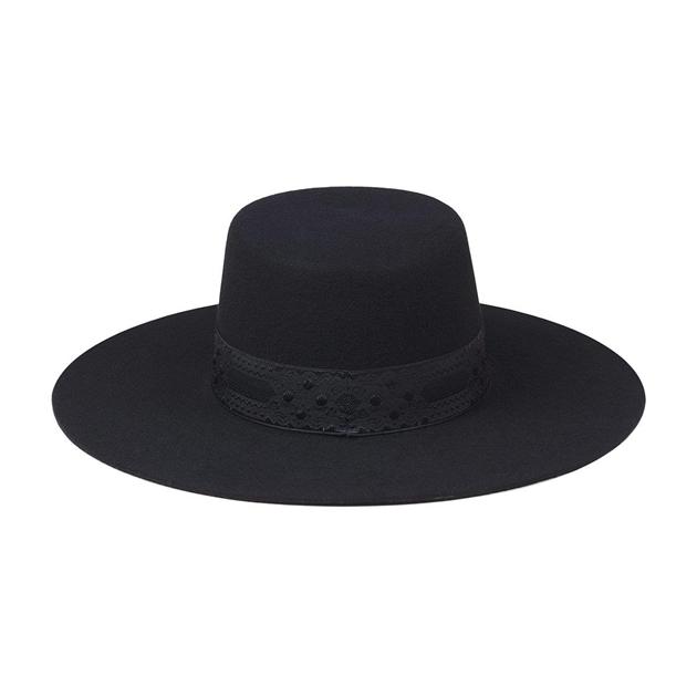 Lack Of Color The Sierra Hat - black