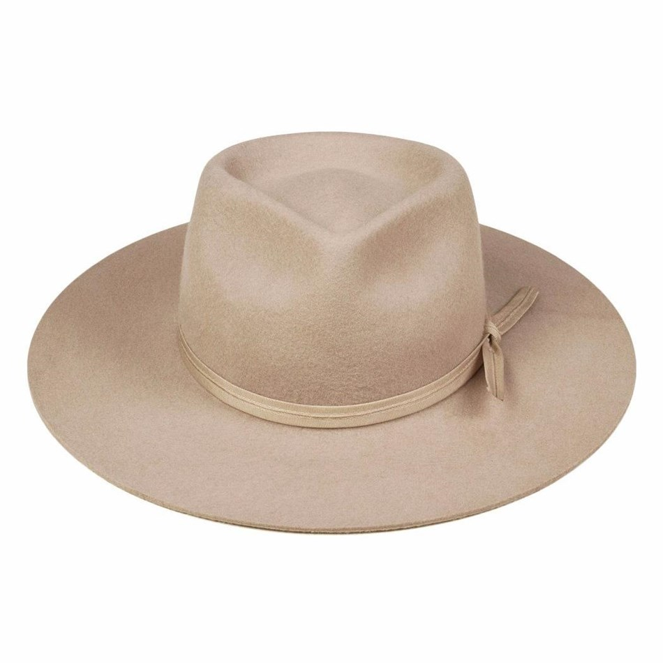 Lack Of Color The Zulu Hat - sand