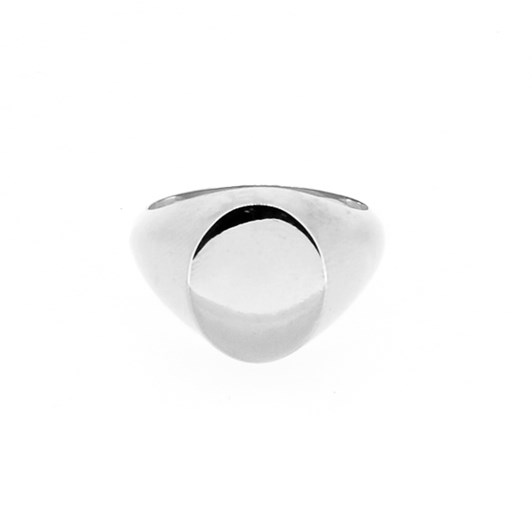 Holly Ryan Signet Ring - Silver925 - Solid Form