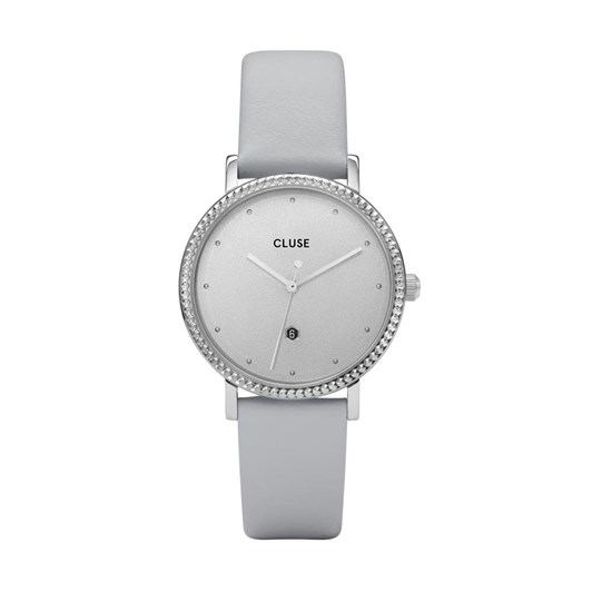 Cluse Le Couronnement Silver Silver/Grey Watch