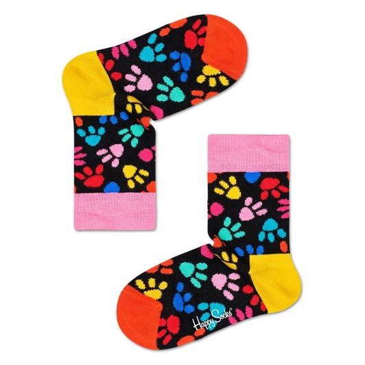 Happy Socks Pink Panther Pink Blueprint Sock