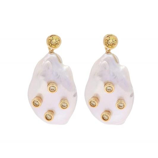 Amber Sceats Victoria Earrings