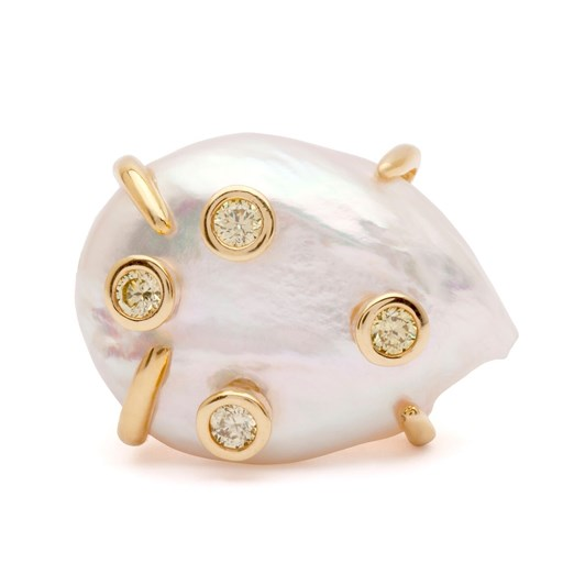 Amber Sceats Victoria Ring