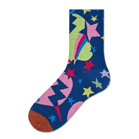Hysteria Viola Ankle Sock