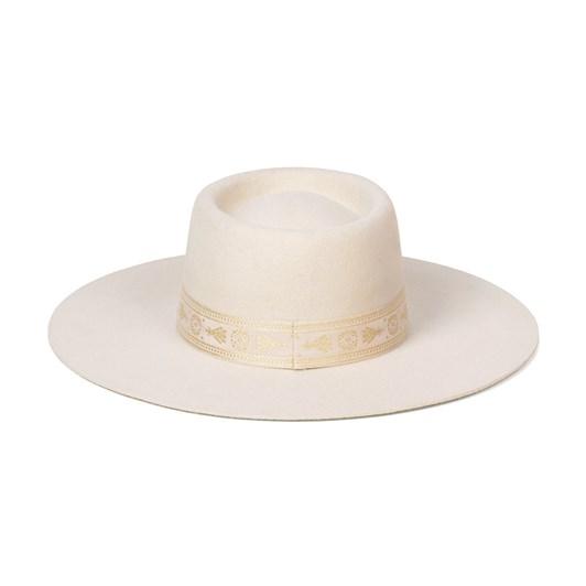 Lack Of Color Juno Boater - Cream
