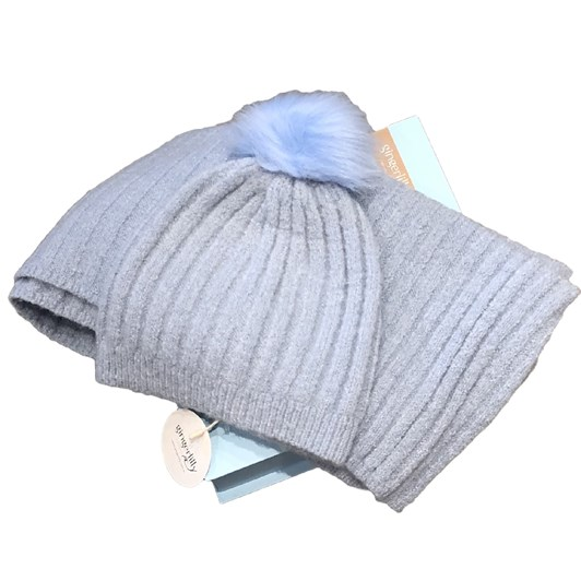 Gingerlilly Scarf And Beanie Set