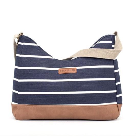 Brakeburn Stripe Hobo Bag