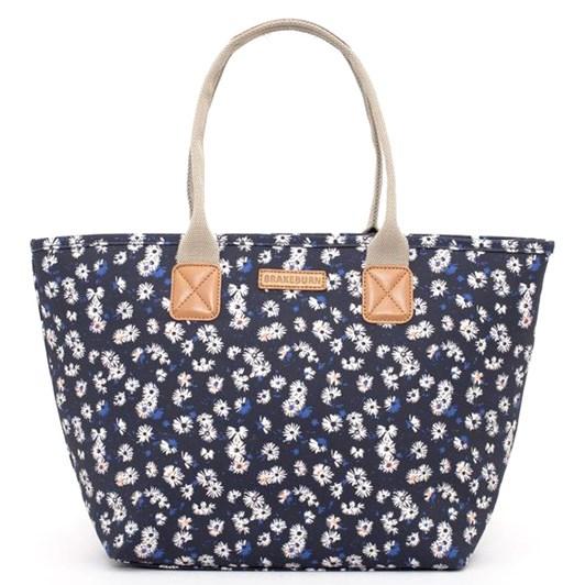 Brakeburn Aster Daisy Tote Bag