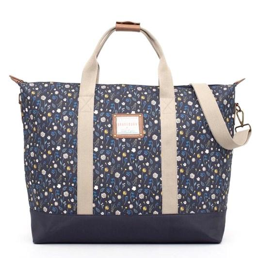 Brakeburn Ditsy Overnight Bag