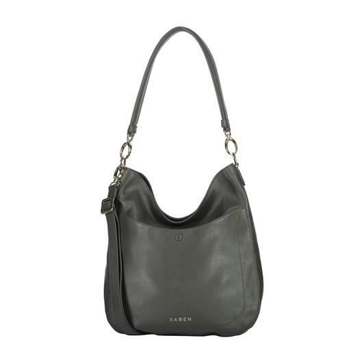 Saben Bex Leather Handbag