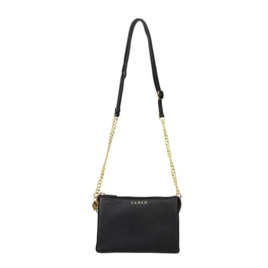 Saben Big Sis Tilly Bag with Gold Strap