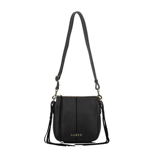 Saben Harrie Tassel Leather Handbag