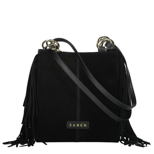 Saben Jagger Leather Handbag
