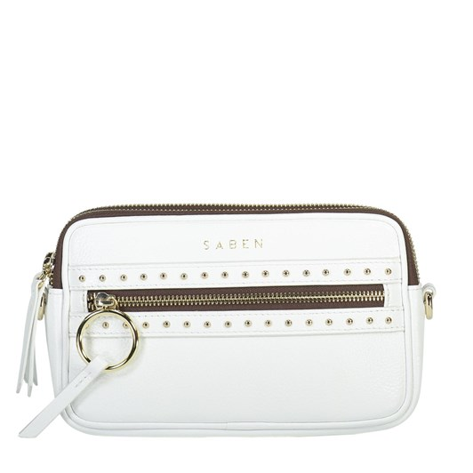 Saben Jaxon Leather Handbag