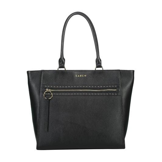 Saben Mackenzie Leather Handbag