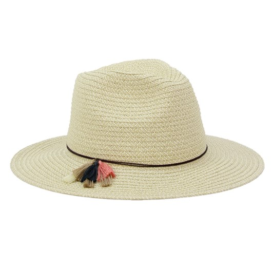 Jendi Fedora Adjustable Size Hat