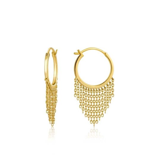 Ania Haie #9 Fringe Fall Earrings