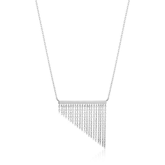 Ania Haie #9 Fringe Fall Necklace