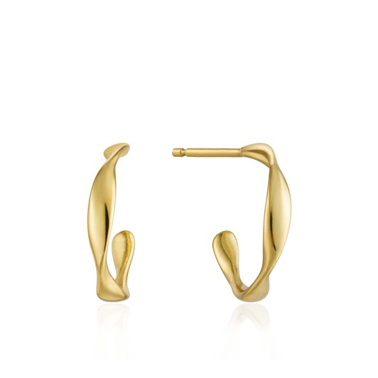 Ania Haie #9 Twister Mini Hoop Earrings