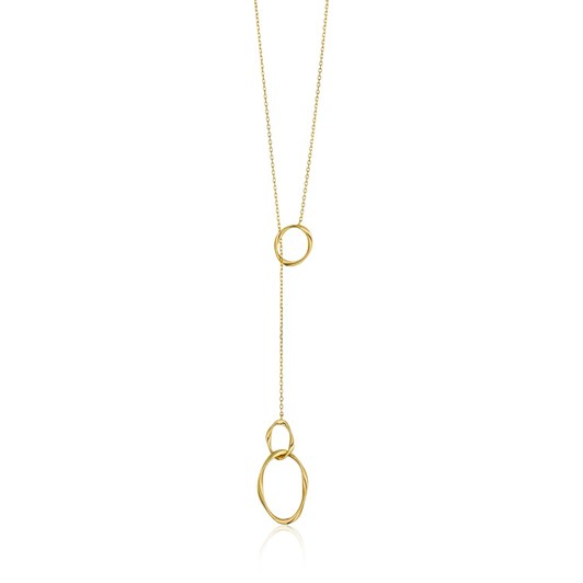 Ania Haie #9 Twister Swirl Nexus Slider Necklace