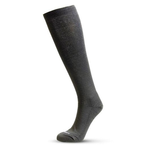 NZ Sock Co Merino Knee High Socks - 947 black