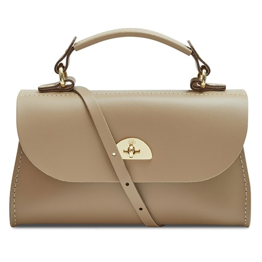 Cambridge Satchel Mini Daisy Bag In Putty