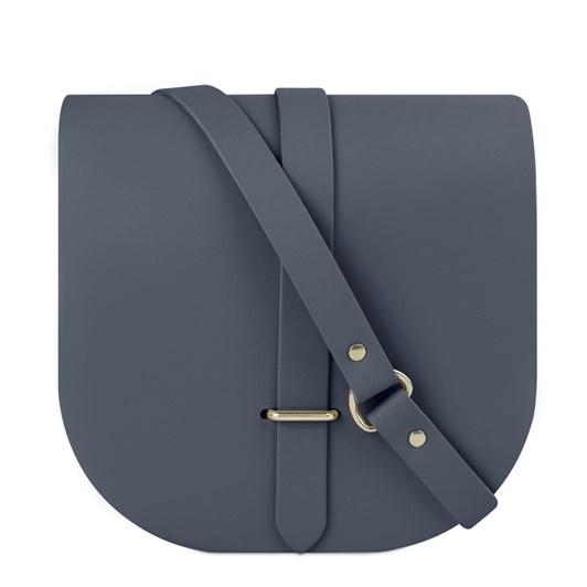 Cambridge Satchel Saddle Bag In Dapple Matte