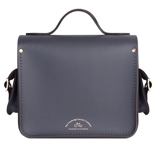 Cambridge Satchel Traveller Bag With Side Pockets In Dapple Matte