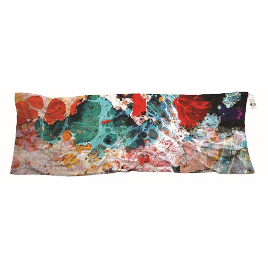 Front Row Society Abstract Mural Scarf
