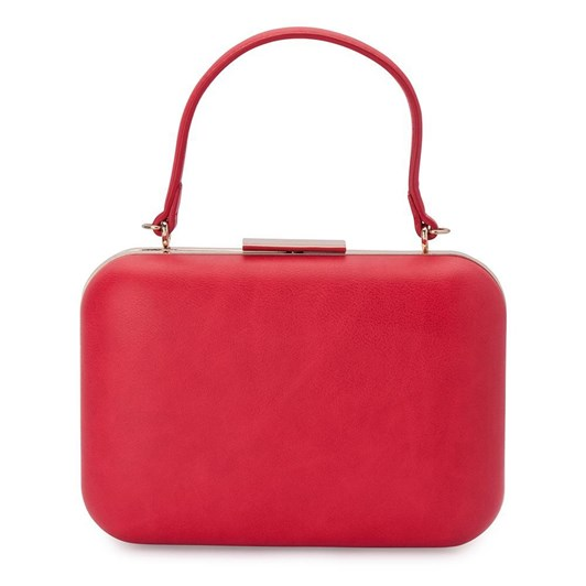 Olga Berg Ruby Top Handle Clutch