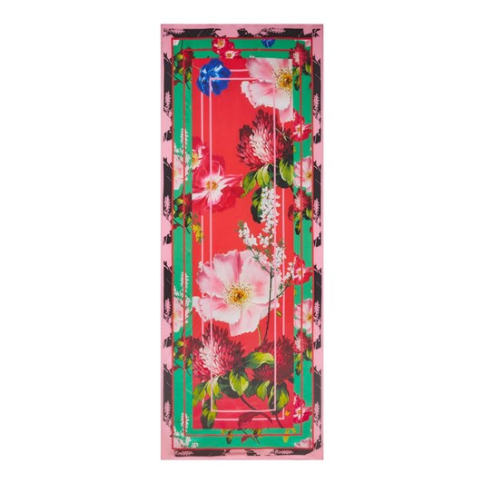 Ted Baker BESSIIE Berry Sundae Long Scarf