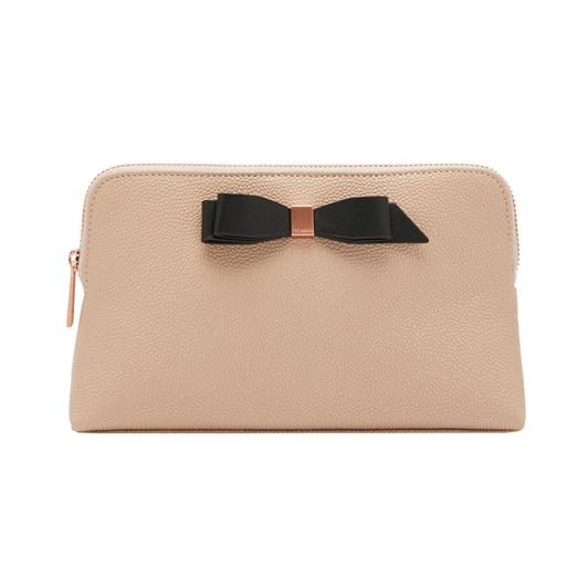 Ted Baker ELOIS Bow Leather Washbag