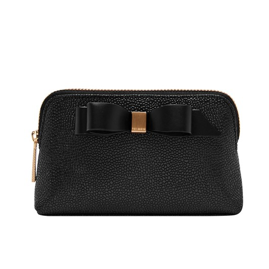 Ted Baker EMMAHH Bow Leather Mini Make Up Bag