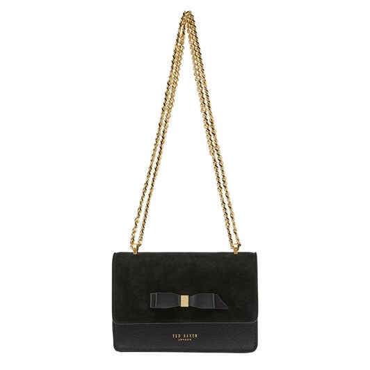 Ted Baker Omaria Bow Detail Suede Trim Mini Xbody