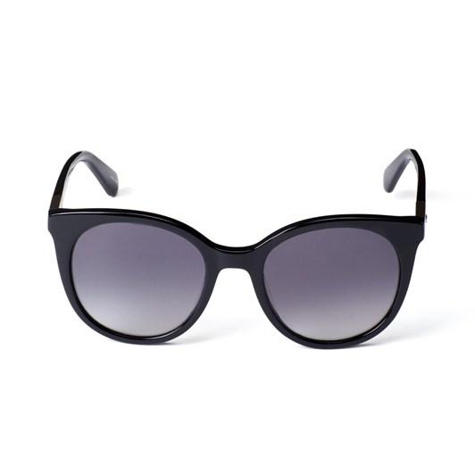 Kate Spade Akayla Sunglasses Black